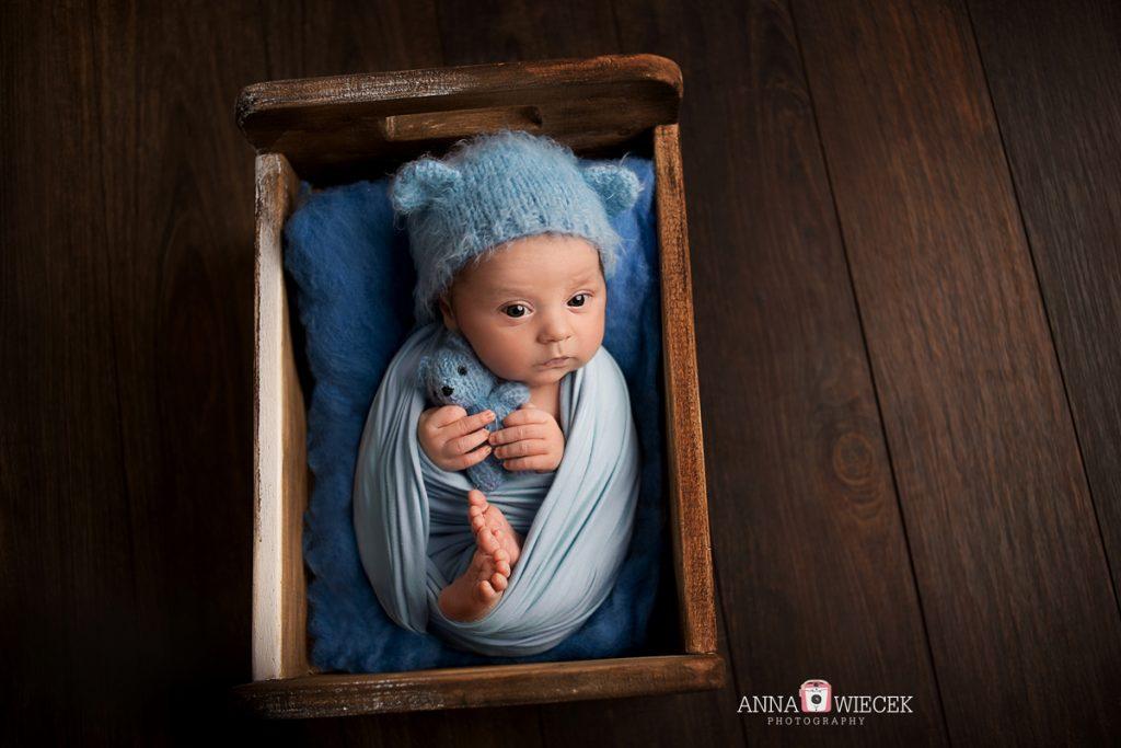 Newborn Photography by Anna Wiecek Photography