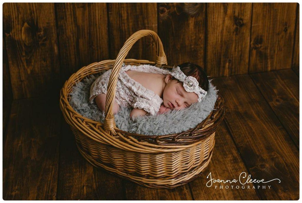 Newborn Photography by Joanna Cleeve Photography