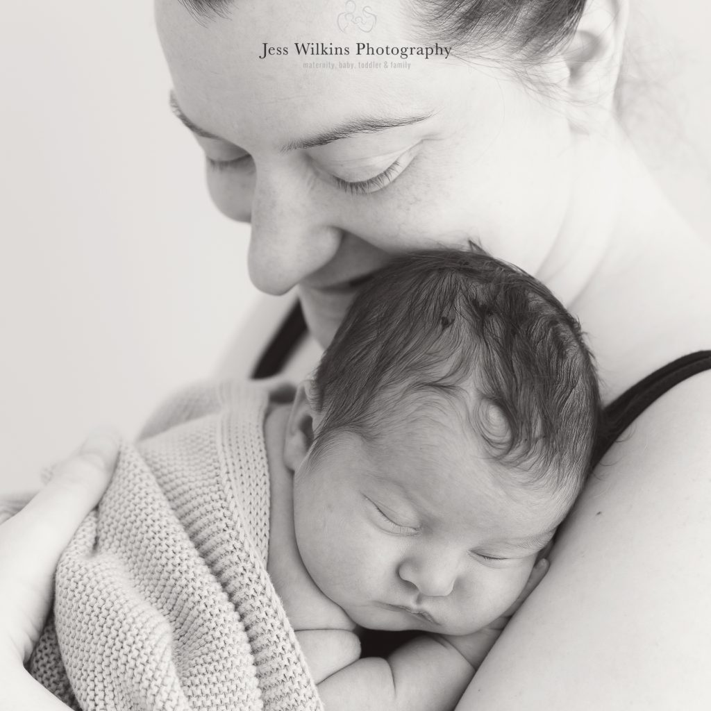 Newborn Photography by Jess Wilkins Photography