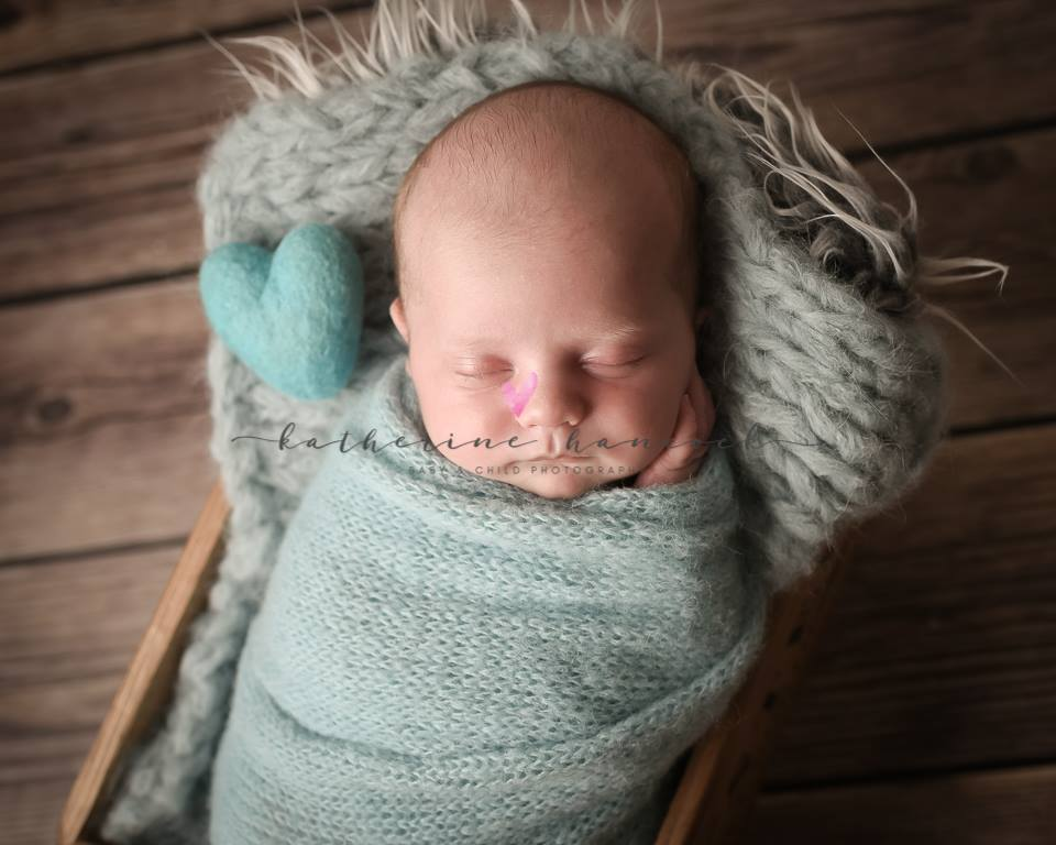 Newborn Photography by Katherine Hancock Photography