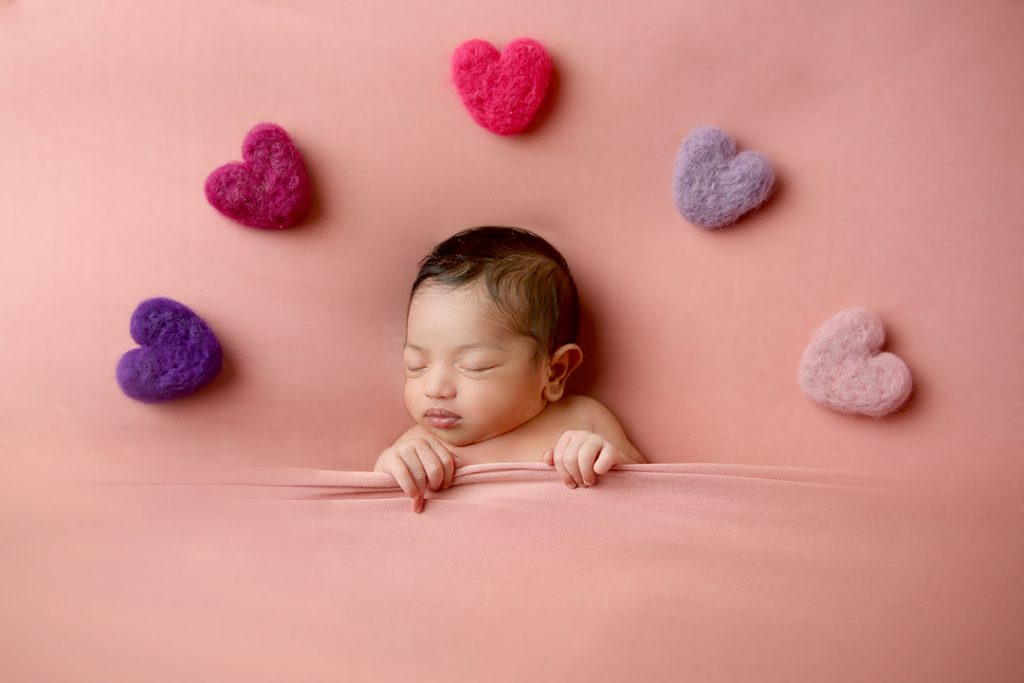 Newborn Photography by Mini Bee Photography