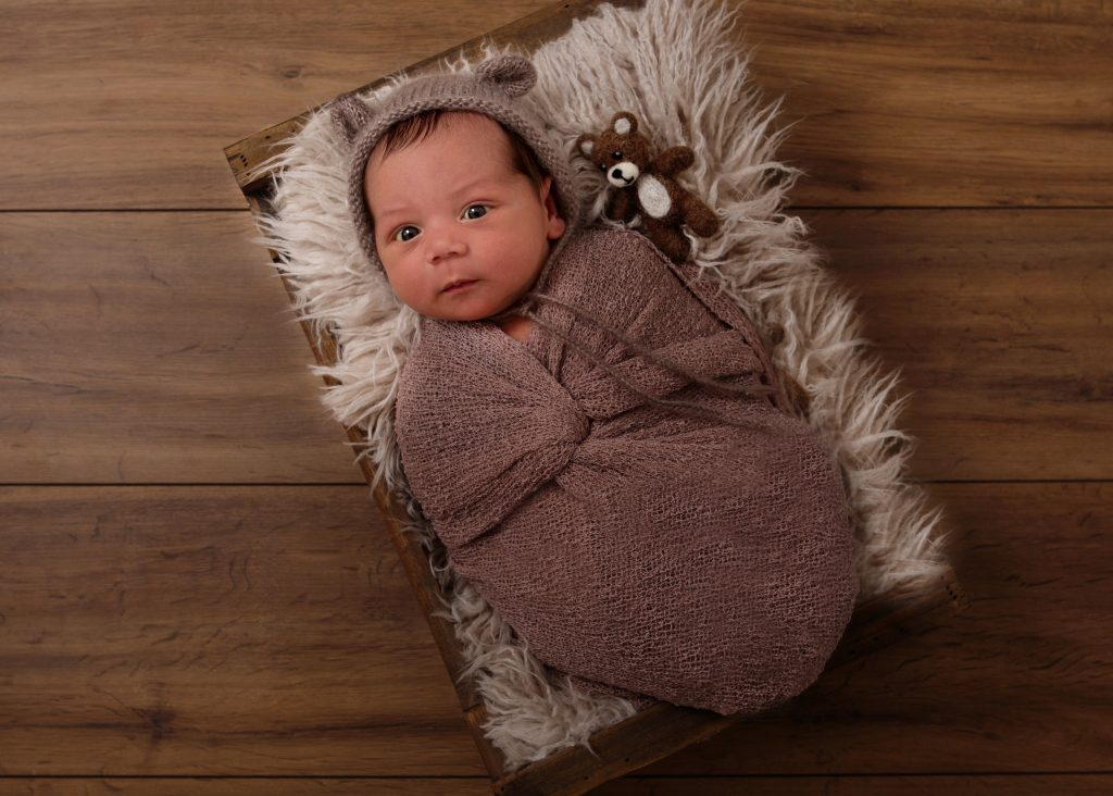 Newborn Photography by Kim Wright Photography