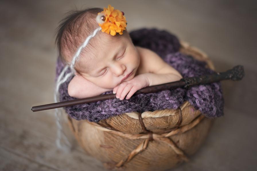 Newborn Photography by Tainan Basile Fotografia