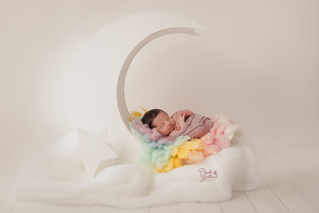 Newborn Photography by Paula Gallara Fotógrafa