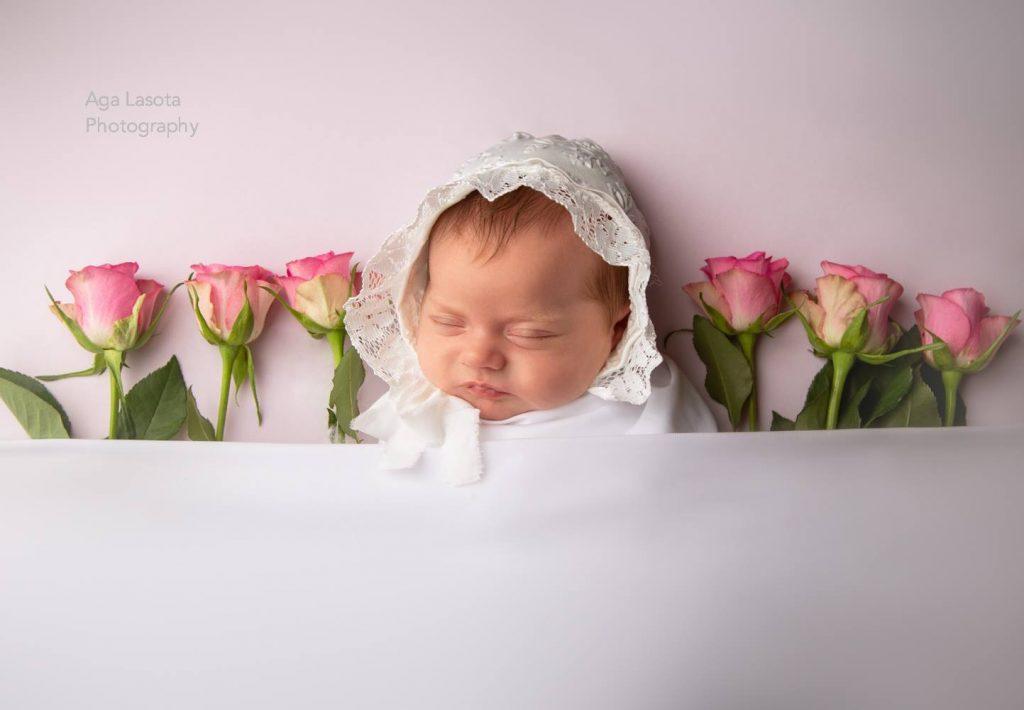 Newborn Photography by Aga Lasota Photography