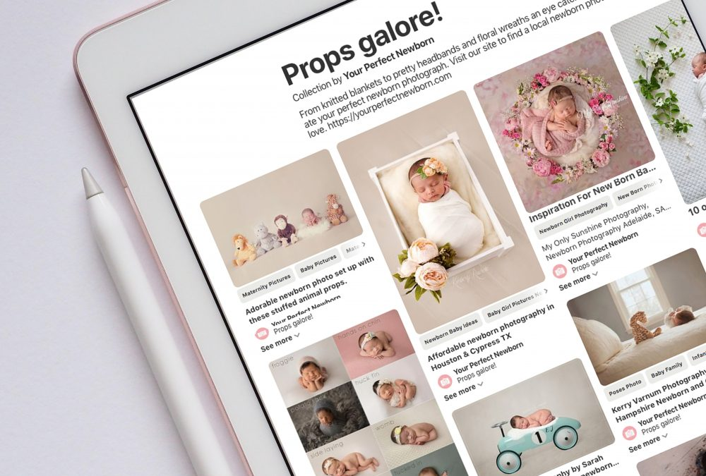 Newborn Photography Props on Pinterest