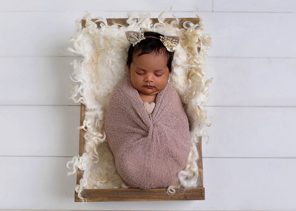 Newborn Photography by Kim Wright Photography