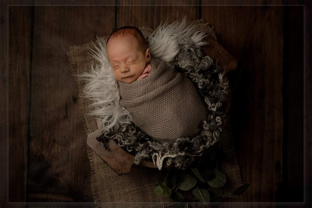 Newborn Photography by Perfect Shot Photography