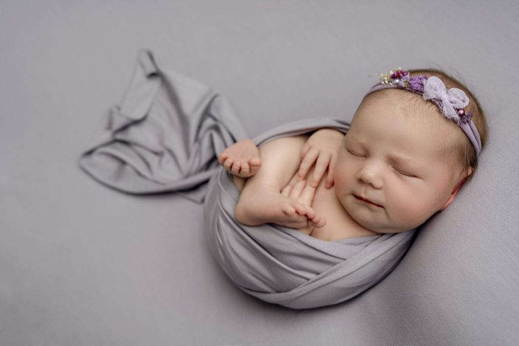 Newborn Photography by Studio Bambino