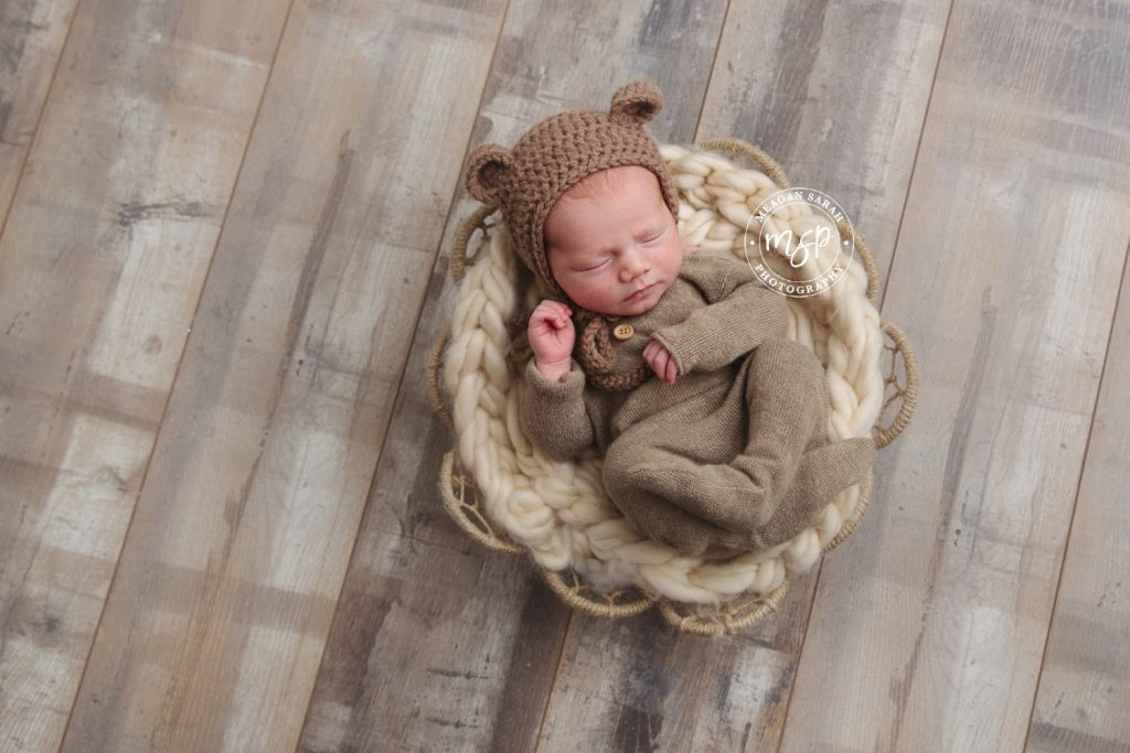 Newborn Photography by Meagan Sarah Photography