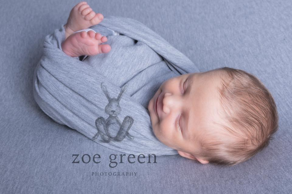 Newborn Photography by Zoe Green Photography