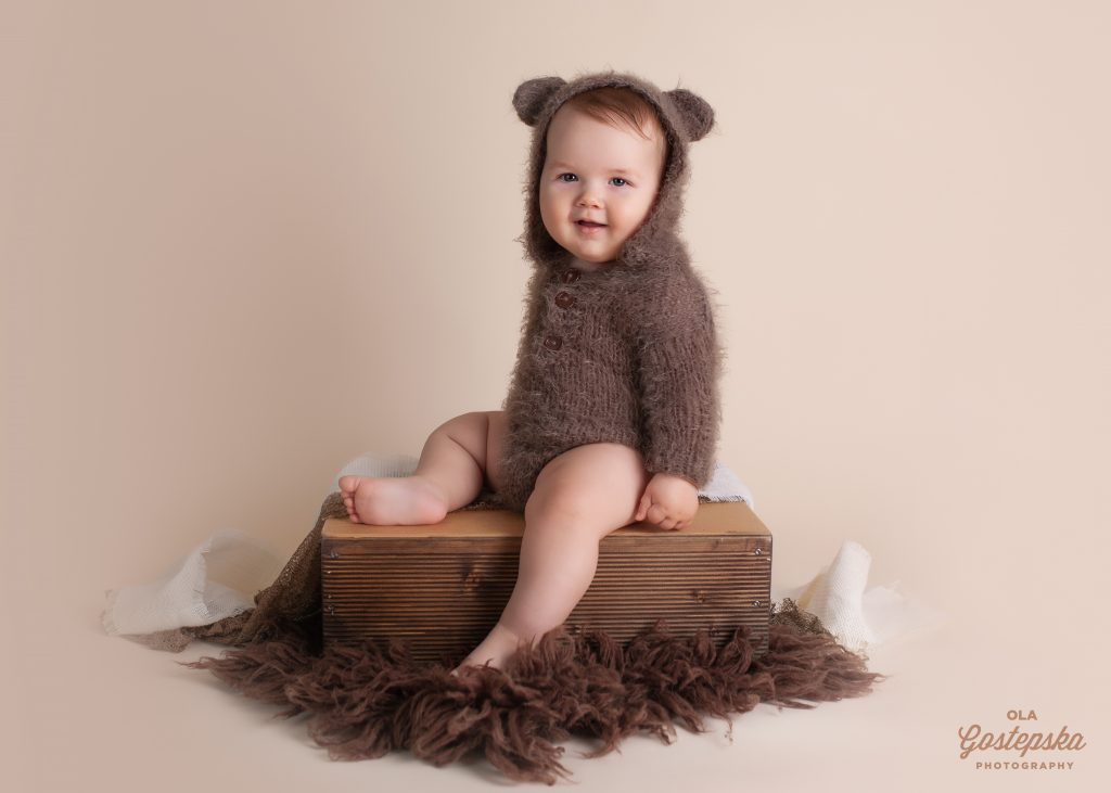 Newborn Photography by Ola Gostepska Photography