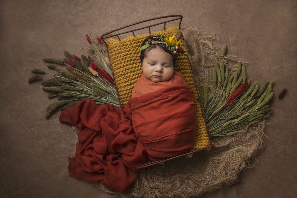 Newborn Photography by Ginger and Lime photography