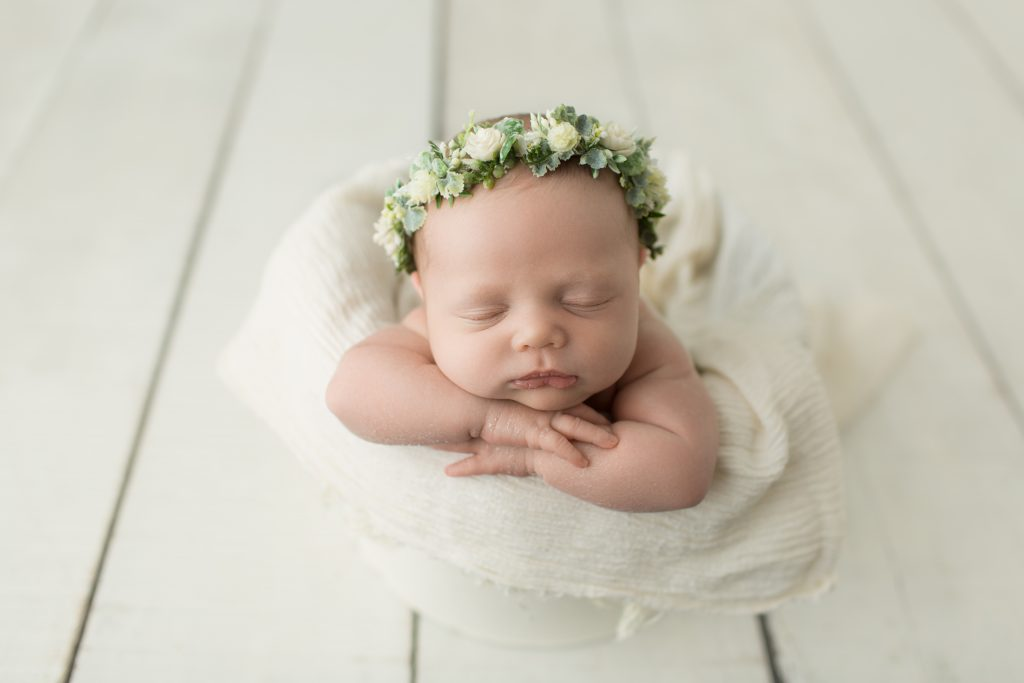Newborn Photography by Sweet Baby Photography