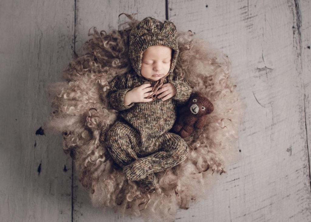 Newborn Photography by Devina Wright Photography
