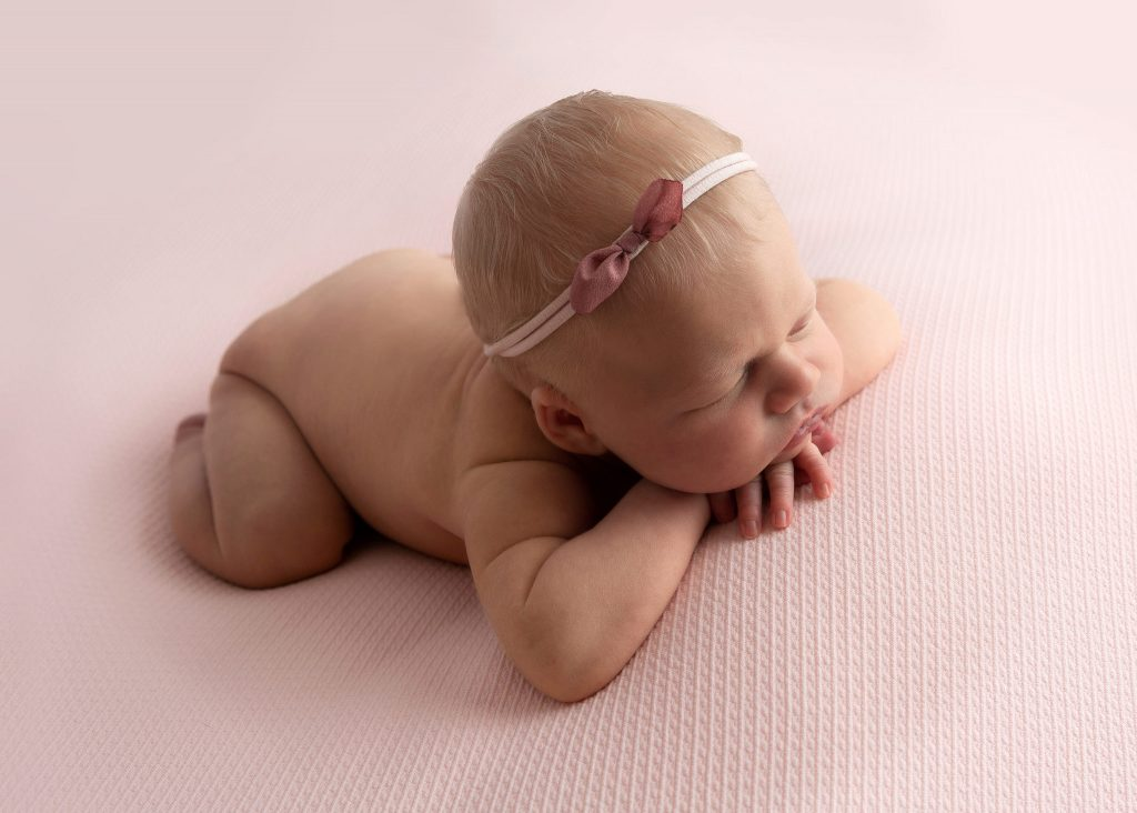 Newborn Photography by Charlie Martell Photography