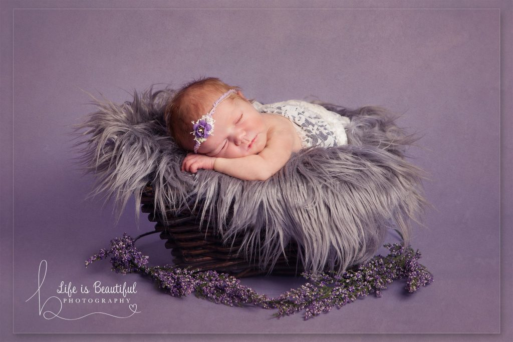 Newborn Photography by Life Is Beautiful Photography