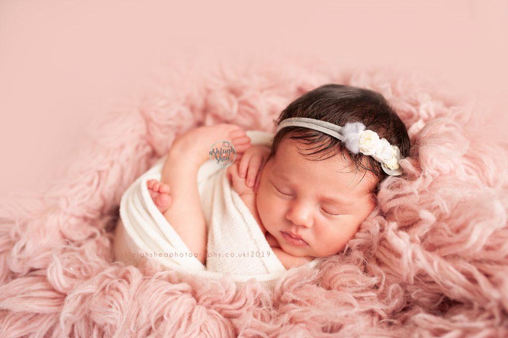 Newborn Photography by Ashleigh Shea Photography