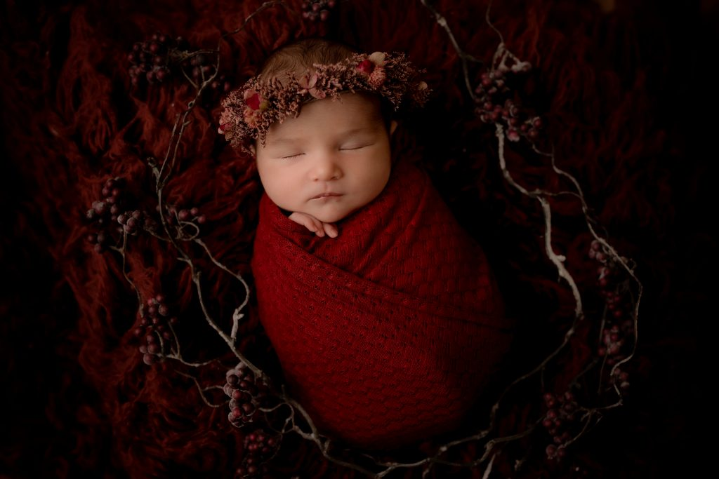 Newborn Photography by Sarah Thew Photography
