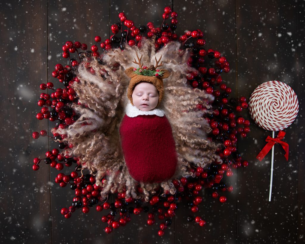 Newborn Photography by Sweetest Smiles Photography by Stefanie