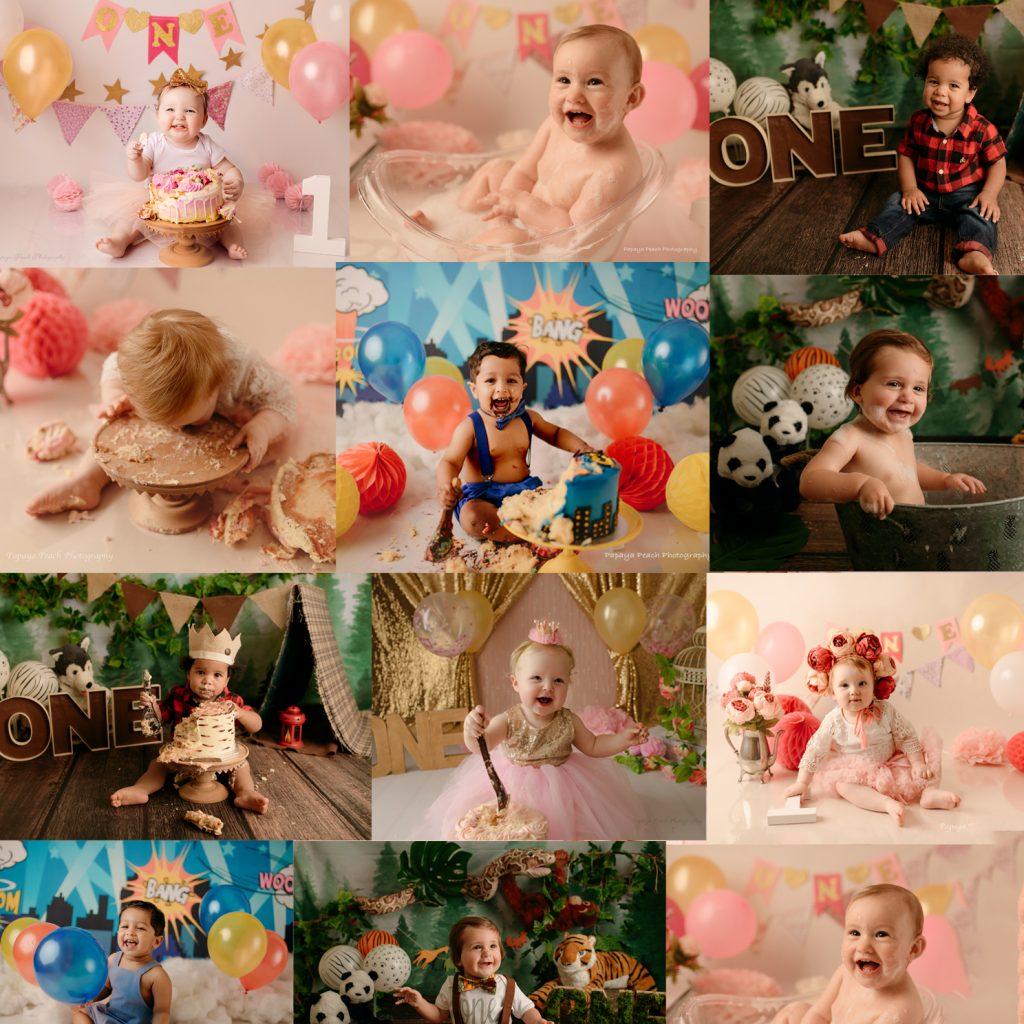Newborn Photography by Papaya Peach Photography