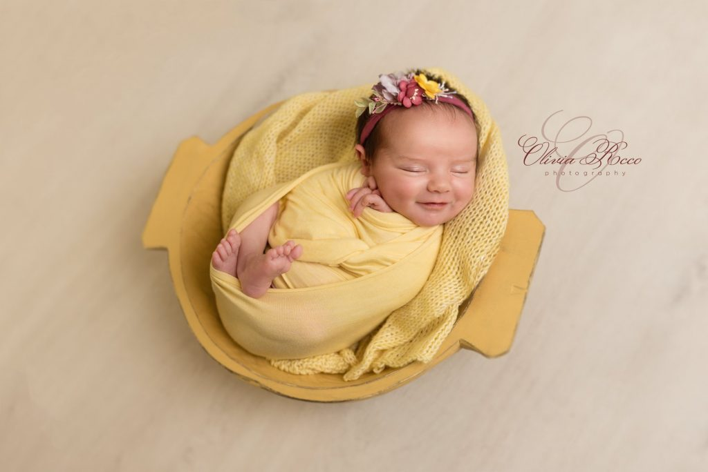 Newborn Photography by Olivia Rocco Photography