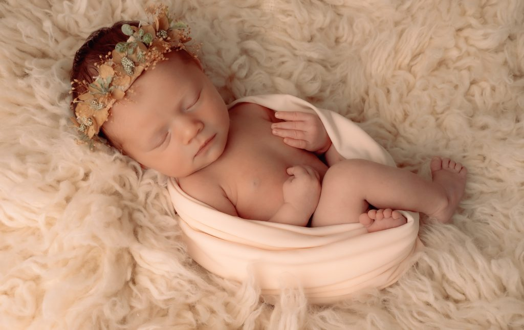 Newborn Photography by Tina Hevingham Photography