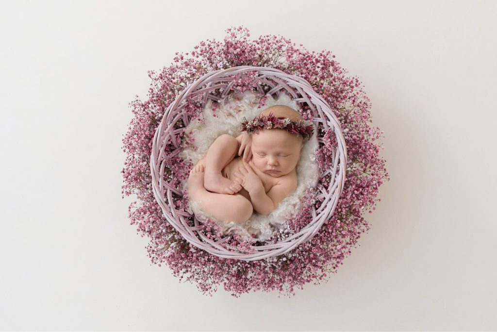 Newborn Photography by Precious Love Photography