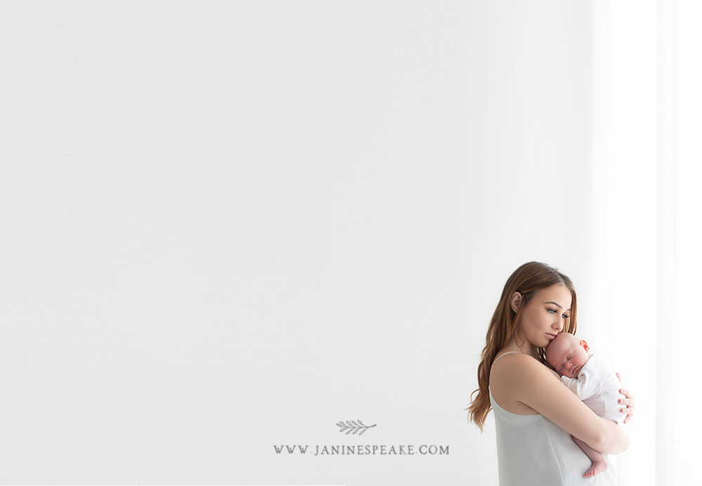 Newborn Photography by Janine Speake Photography