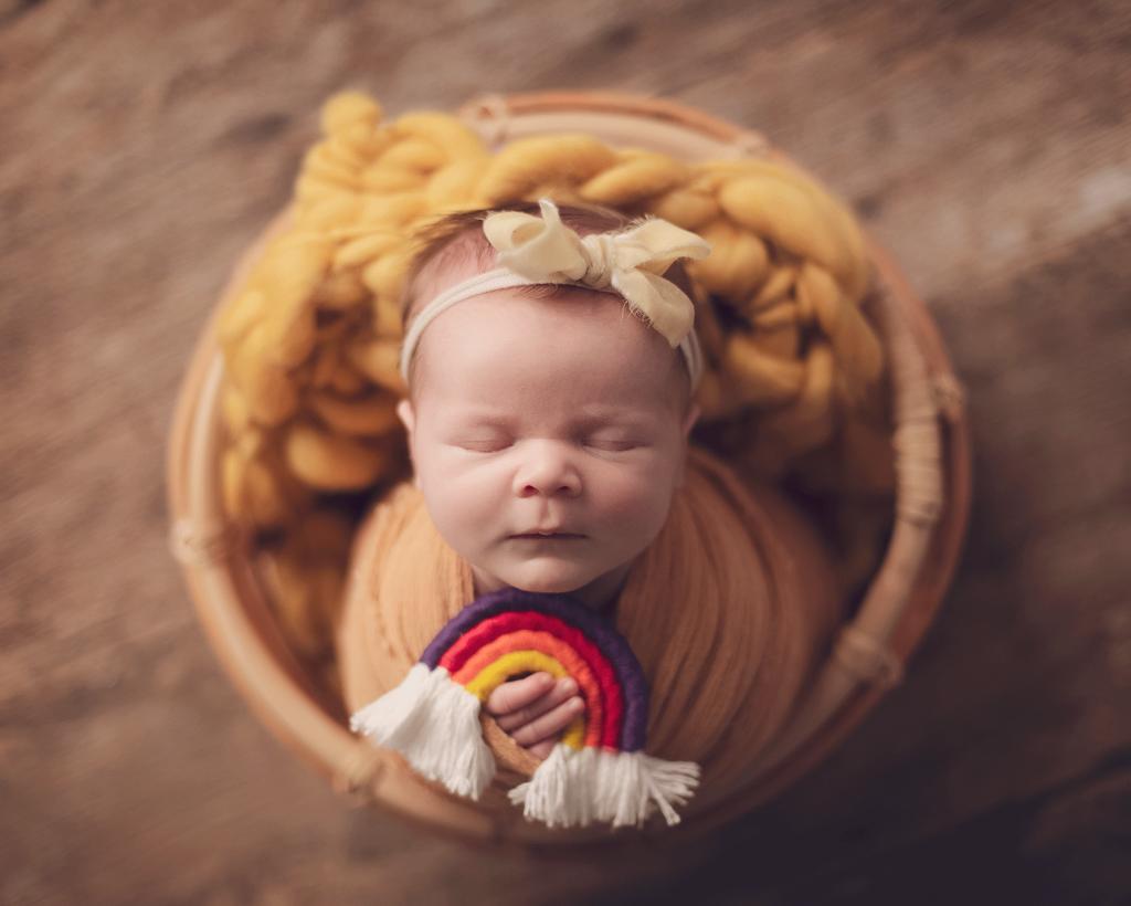 Newborn Photography by Dawn Martin Photography
